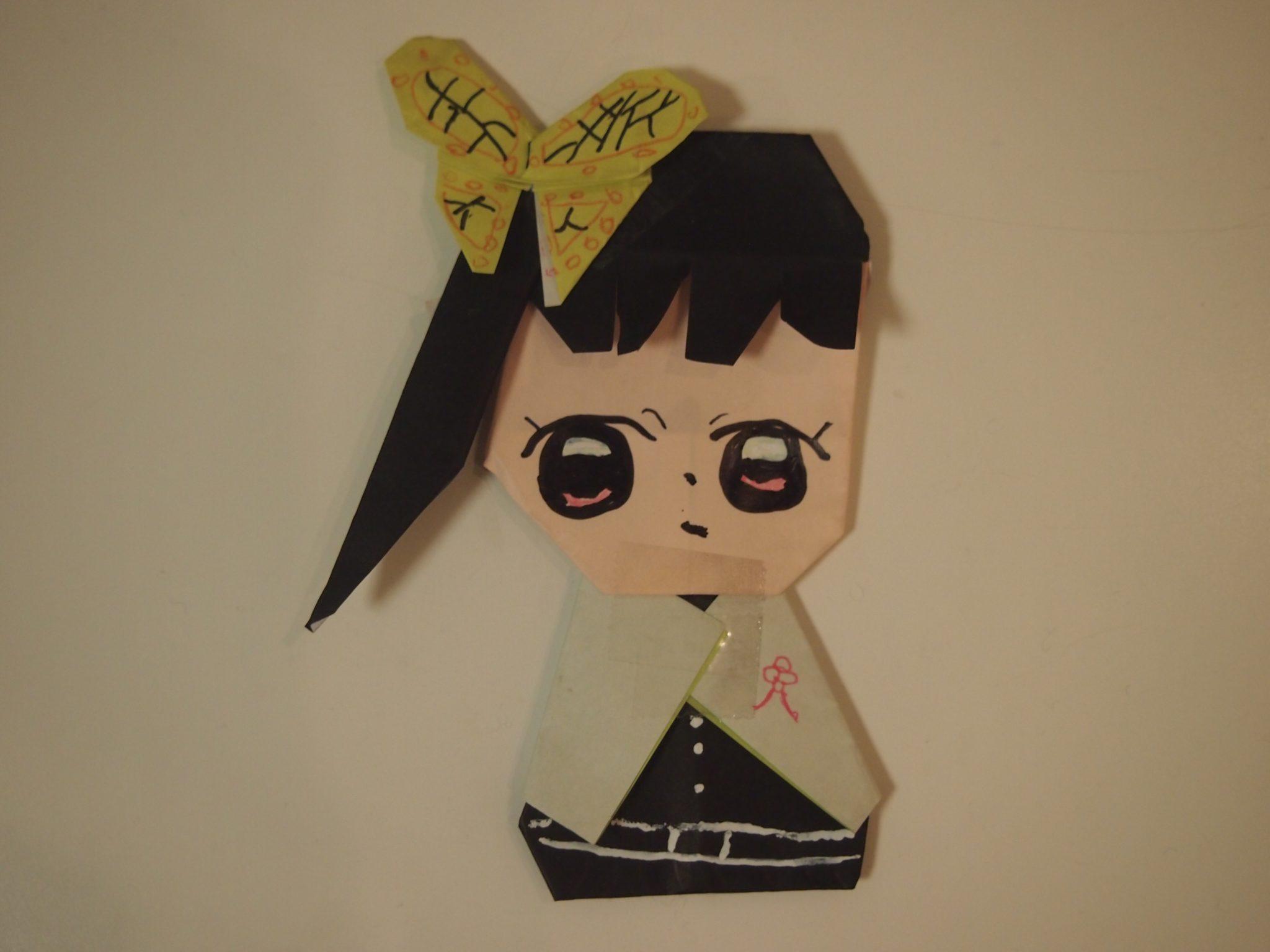 折り紙 カナヲ